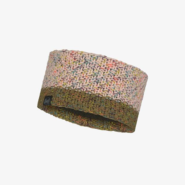 Knitted & Fleece Headband JA...