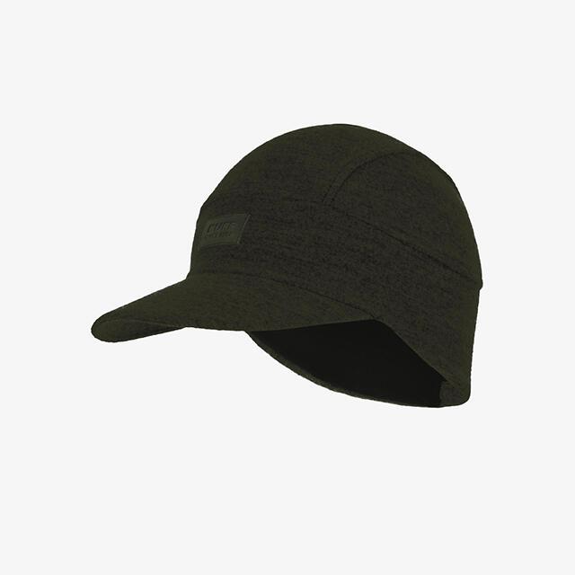 Merino Fleece Pack Cap KHAKI