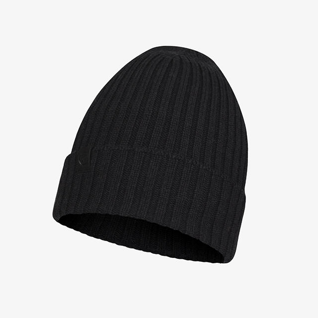 Knitted Hat NORVAL GRAPHITE