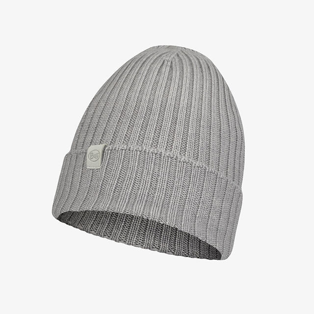 Knitted Hat NORVAL LIGHT GRE...