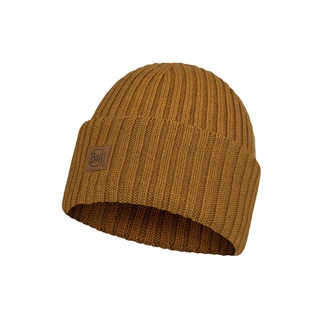 Knitted Hat ERVIN MUSTARD