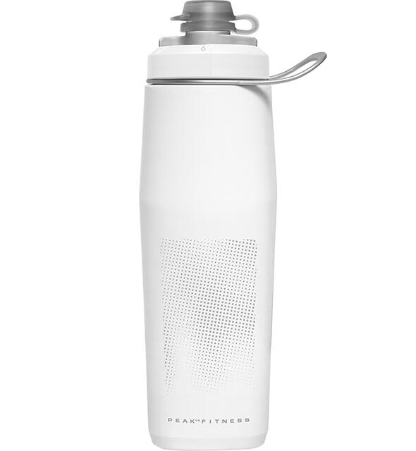 Peak Fitness .71L, White/Sil...