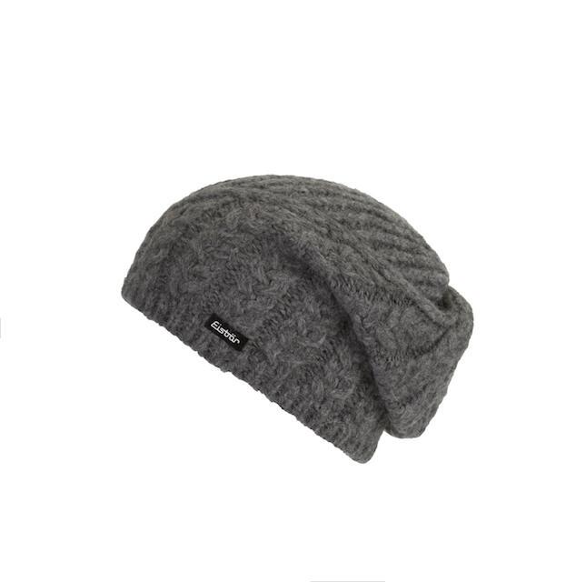 Ava MÜ antracite cappello