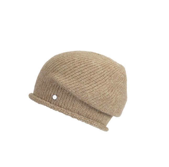 Leah OS MÜ beige cappello