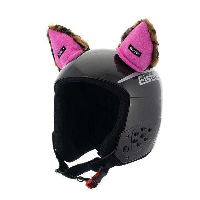 Helmet Ears braun/pink