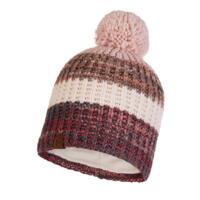 Knitted & Fleece Band Hat AL...