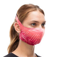 FILTER MASK KEREN FLASH PINK